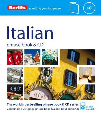 Berlitz Italian Phrase Book + Cd By Berlitz International, Inc. (COR)
